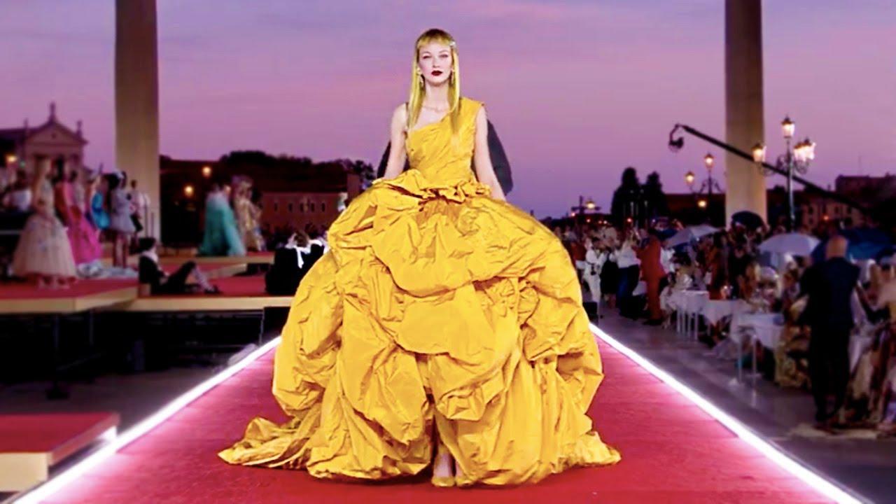Dolce & Gabbana Alta Moda 2021 - Official Edit