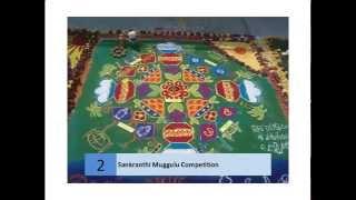 Sankranthi Muggulu Competition