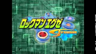 Rockman EXE Stream Cross Fusion Theme