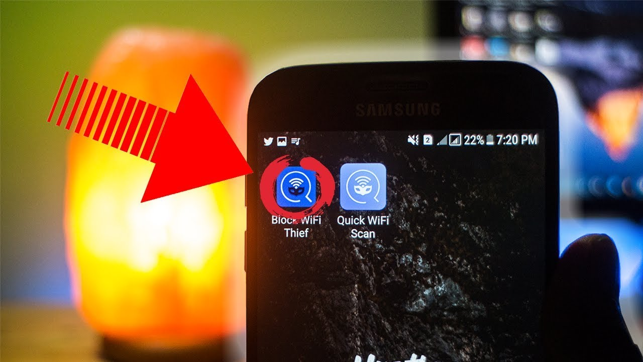 How to Block wifi users on Android - Without Root!