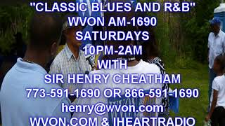 CLASSIC BLUES 27 OCT 2012 GUEST LEON HAYWOOD