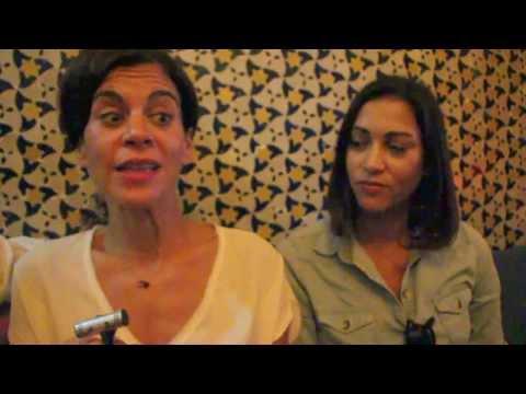 : Laïla Marrakchi, Morjana Alaoui et Hiam Abbass ROCK THE CASBAH