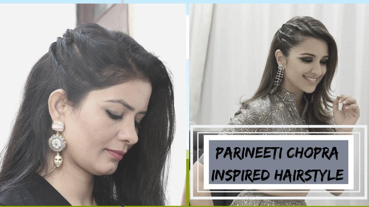 parineeti chopra inspired hairstyle
