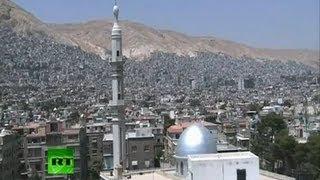 Конфликт в Сирии продолжается и в Рамадан