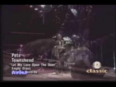 Pete Townshend-Let my love open the door