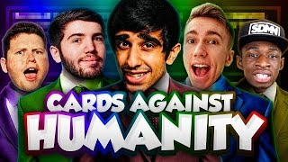 WHY IS JJ TRANSFORMING?! - CARDS AGAINST HUMANITY