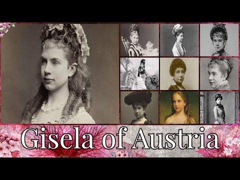 Archduchess Gisela of Austria 18561932 Narrated