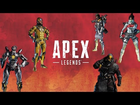 Apex Legends | trimed Gameplay and Introduction to the game