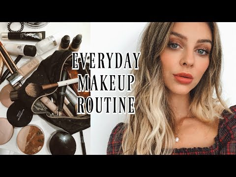 everyday-makeup-routine-|-fall-2019
