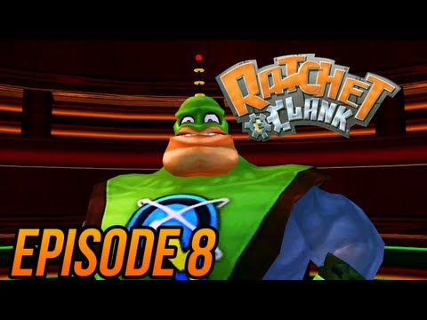 Ratchet and Clank iHD Collection) - Episode 8