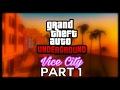 GTA Underground - Gameplay & Exploration (Part 1 Vice Ccity)
