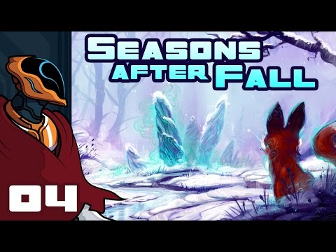 Let's Play Seasons After Fall - PC Gameplay Part 4 - Mr Bear At The Helm!