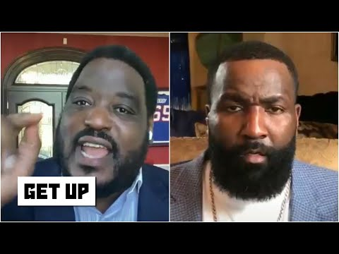 Kendrick Perkins has to answer for ranking LeBron over Michael Jordan | Get Up