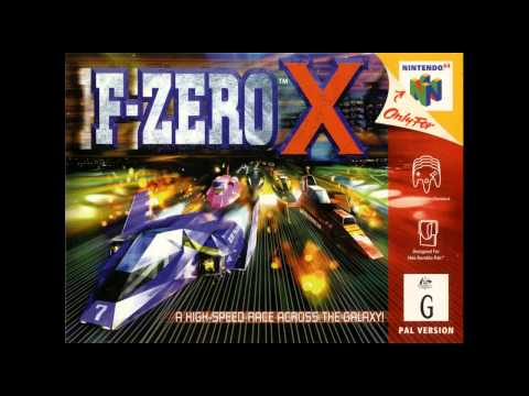 F Zero X Ost Includes Expansion Kit Youtube
