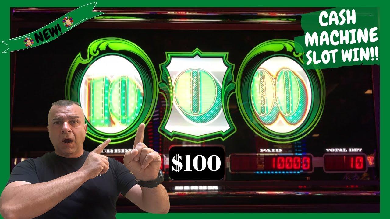 💥Cash Machine Slot Win At Cosmopolitan💥 - YouTube