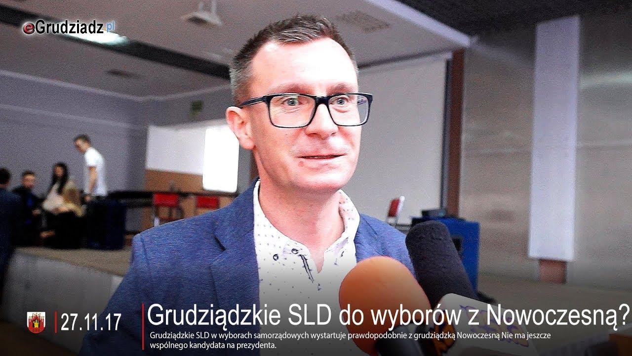 Grudziądzkie SLD do wyborów z Nowoczesną?