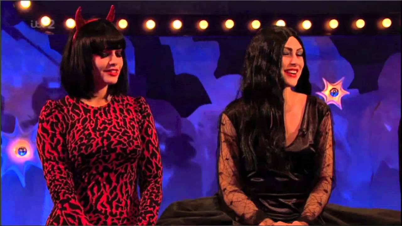 Celebrity Juice: Halloween Special - what time is it on TV ...