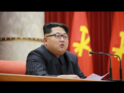 Kim Jong Un's surprise announcement
