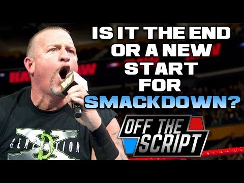 KEEP IT AT 2 HOURS! WWE Smackdown Live Has A MASSIVE NEW TV DEAL | Off The Script 222 Part 3