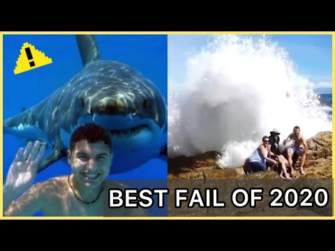 Man vs Nature Fail | Don't mess with Nature | best fail of 2020