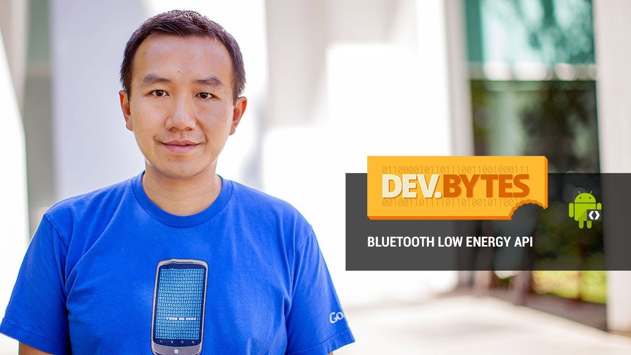 Bluetooth low energy overview | Android Developers