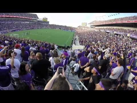 OCSC First Match in MLS vs NYCFC