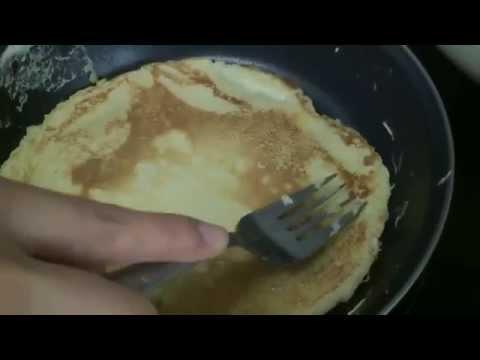 Como hacer tortitas - Muy Facil