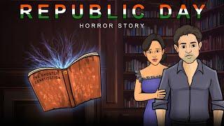 Republic Day 26 January | गणतंत्र दिवस Special Horror Story | Khooni Monday E65 🔥🔥🔥