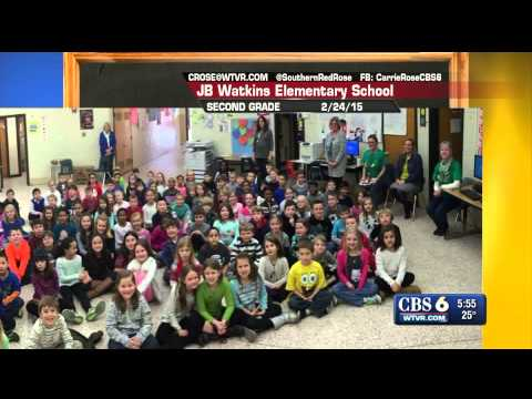 Carrie In Your Class 2/25/15 - YouTube