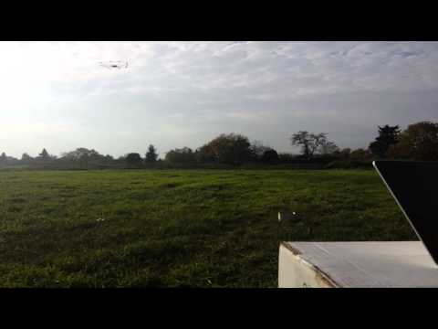 Multirotor flight time record 129min 37sec