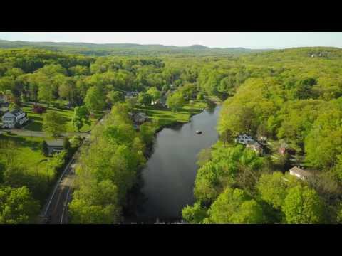 NJ Morris Canal Boonton NJ Drone Footage 4k