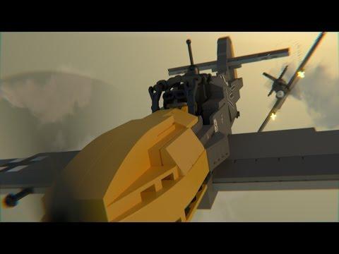 LEGO WARPLANES - BATTLE OF BRITAIN