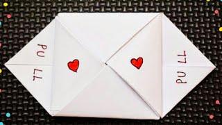 Download lagu Easy Cute Valentine s Day Note DIY Valentine s Day Letter Folding Ideas valentinesdaycrafts MP3
