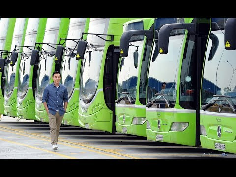 """""""BUSES: DAWN TO DUSK"""" Ep 1"""