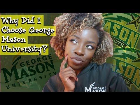 Why did I choose George Mason University? | FENOMENAL