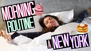 LA MIA *SPECIALE* MORNING ROUTINE A NEW YORK | Adriana Spink