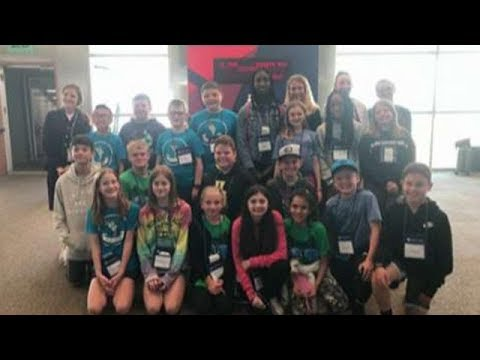 News Around The Lone Star State - Delta Flies Fifth-Graders To Class Trip After Other Airline Leaves Them