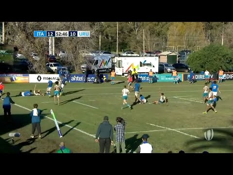 Some Serious Skills On Display From Uruguay In The Nations Cup