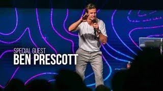 Special Guest Ben Prescott