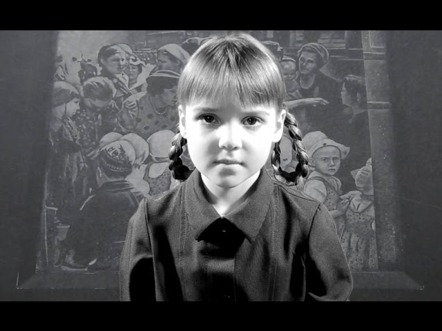 Изображение предпросмотра прочтения – ВиолеттаНаумчук читает произведение «Тихвин. 14 октября 1941 г.» А.В.Молчанова