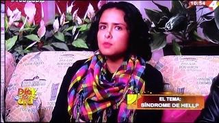 La Dra. Mónica Espinal habla del Síndrome de HELLP