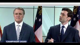 Democratic candidate Jon Ossoff goes viral with EPIC takedown at Georgia Senate debate