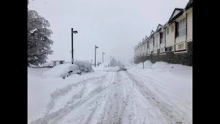 Southern Spain Snow, Morocco Snow & South Africa Freeze in the Crop Belt (580)