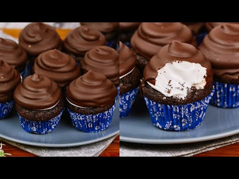 Hit hat cupcakes this recipe is a must-try