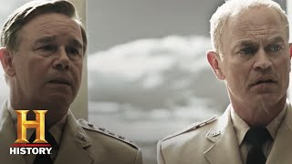"""Project Blue Book: Season Two Sneak Peak from """"The Roswell Incident - Part I"""" 
