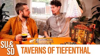 Taverns of Tiefenthal - Shut Up & Sit Down Review