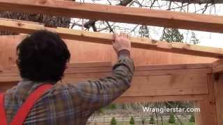 How To Build A Treehouse | 26 Wranglerstar