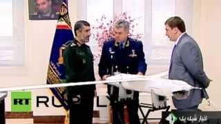 Иран подарил России копию американского беспилотника