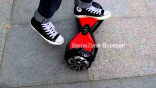 2015 new chinese hovertrax D2 drift balance hands free electric scooter