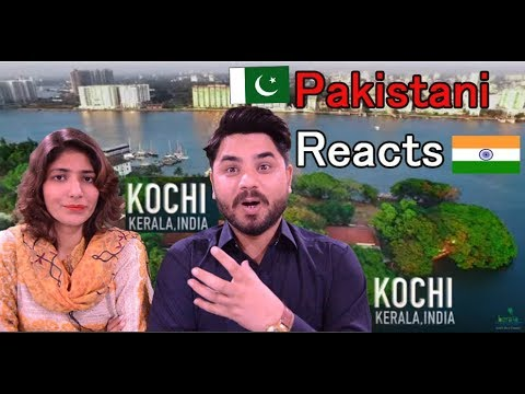Pakistani Reacts To Kochi | Come and explore Kochi | The Que